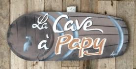 plaque tonneau deco bois cave bar restaurant plaque r tro vintage d co porte pr nom arega85. Black Bedroom Furniture Sets. Home Design Ideas